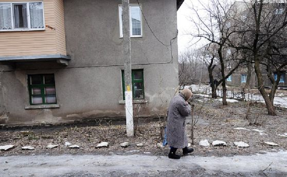 Чоловік підірвався біля будинку