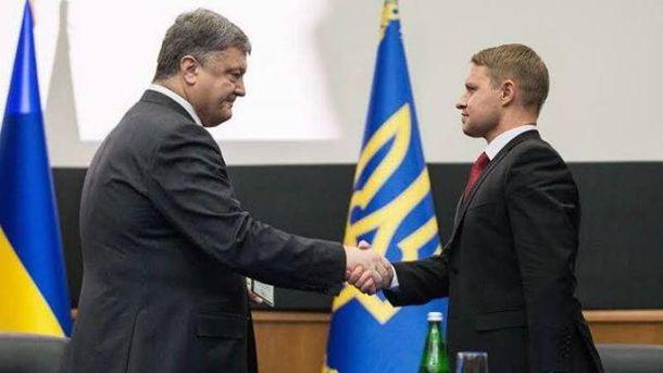 Порошенко призначив Горгана головою Київської ОДА