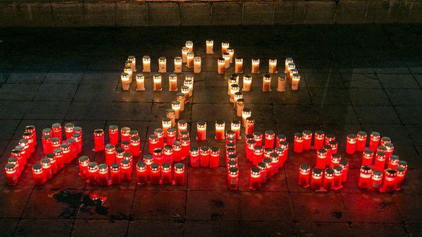 Світ знає про українську трагедію
