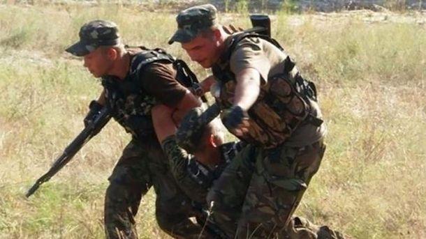 Знову постраждали українські воїни на Донбасі