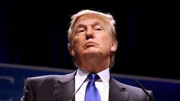 45-й американский президент – Дональд Трамп