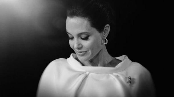 Анджелина Джоли снова худеет