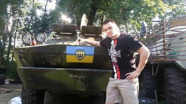 Польський журналіст Томаш Мацейчук