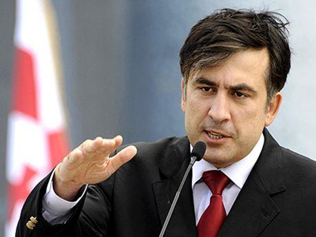 Екс-голова Одеської ОДА Міхеїл Саакашвілі
