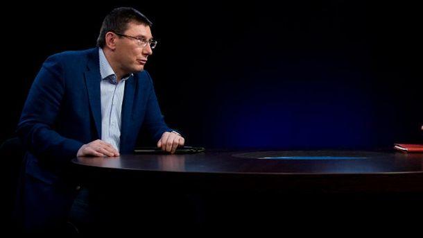 Луценко прибыл на допрос Януковича
