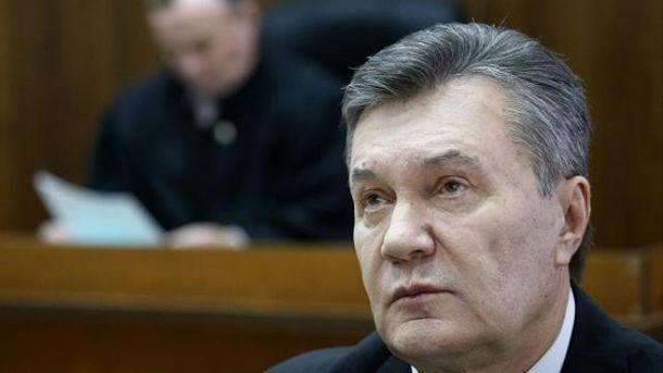 Янукович дает показания по делу расстрела Евромайдана