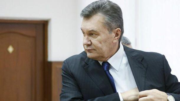 Янукович долго вспоминал, что делал утром 20 февраля 2014 года