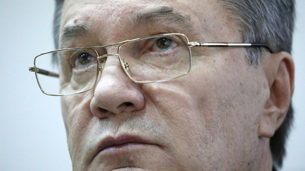 Янукович каже, що багато чого не пам'ятає