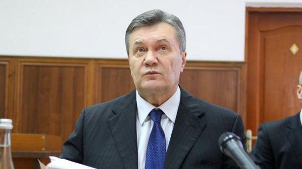 Янукович назвал регионалов-