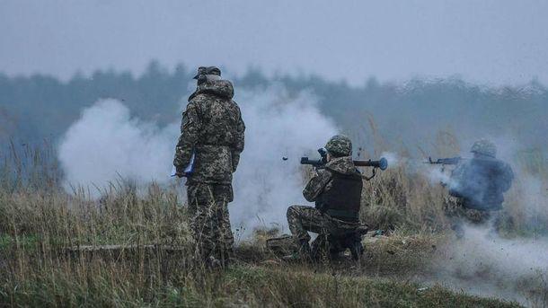 Військові готуються до можливих атак
