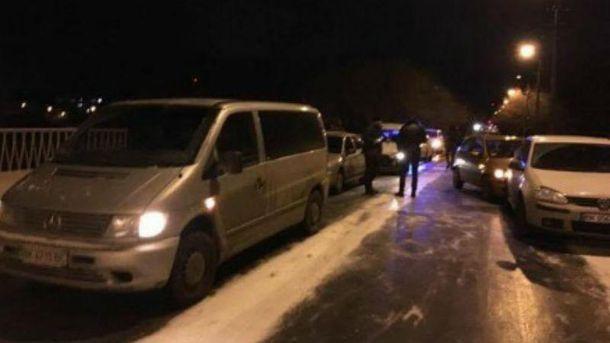 Авария в Ровно