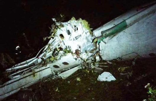 Розбитий літак