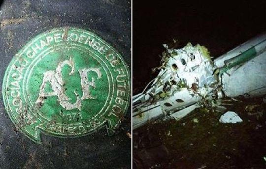 Авиакатастрофа в Колумбии