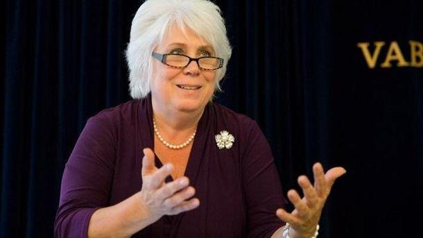 Эстонский дипломат Марина Кальюранд