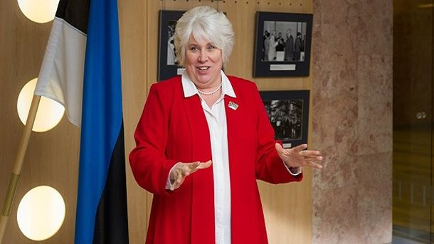 Экс-министр иностранных дел Эстонии – Марина Кальюранд
