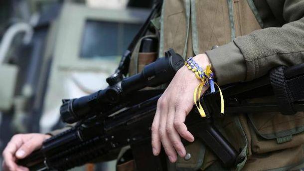П'ятеро бійців зазнали поранення в АТО за добу
