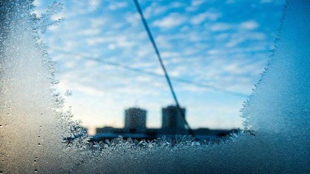 Погода буде сніжною і морозяною