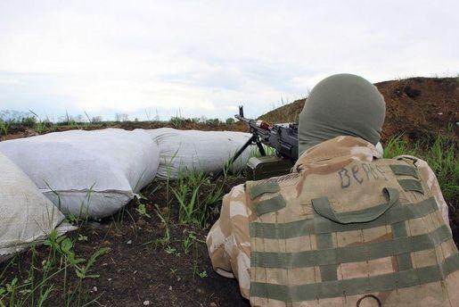 Ворожий вогонь призвів до поранення українських військовослужбовців