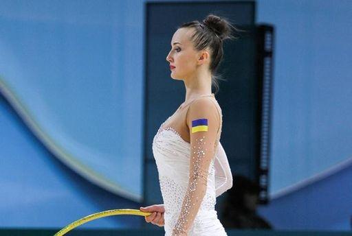Гимнастка Анна Ризатдинова