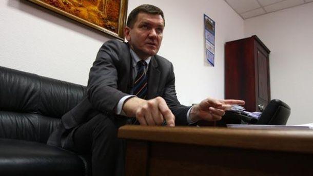 Заступник начальника Головного слідчого управління Генпрокуратури Сергій Горбатюк