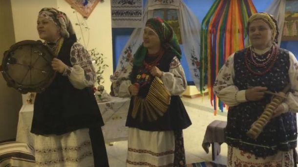 Женский коллектив в Волновахе