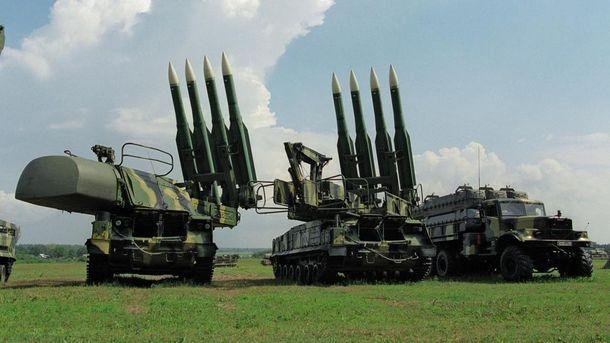 Засоби російської повітряної оборони