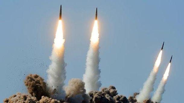 Ракетные стрельбы