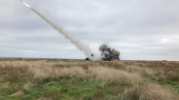 Украина начала военные учения вблизи Крыма