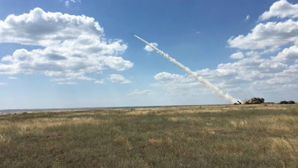 Зачем Украина организовала ракетные учения возле Крыма?