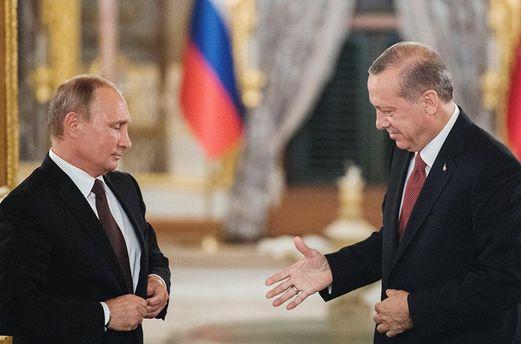 Путин – Эрдоган: кто кого проверяет на прочность