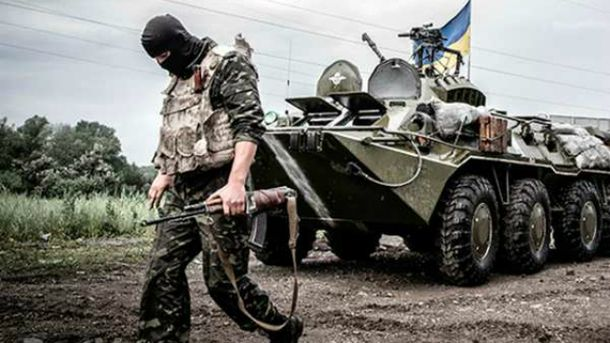 Украинский военный перешел на сторону боевиков