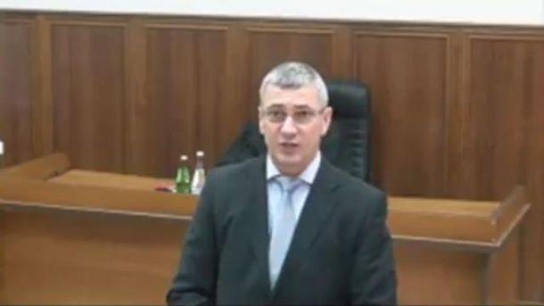 Шуляк предстал перед судом в качестве свидетеля