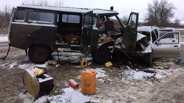 Ужасный инцидент на Донбассе