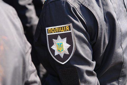 Полицейский шеврон