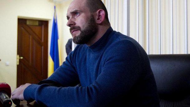 Экс-командир спецподразделения МВД