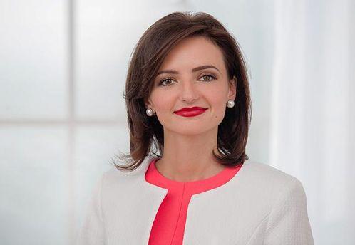 Пресс-секретарь МИД Марьяна Беца