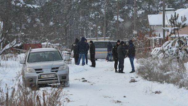 В результате перестрелки в Киеве погибли 5 правоохранителей