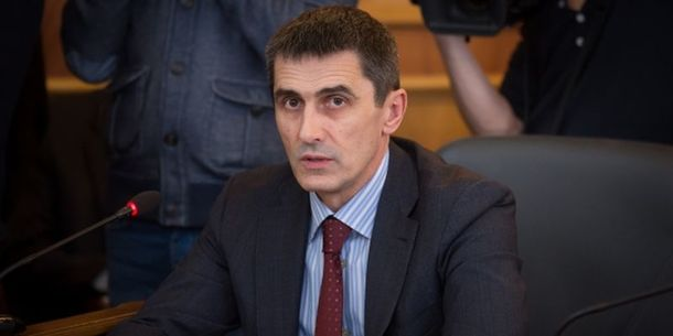 Екс-генпрокурор Віталій Ярема