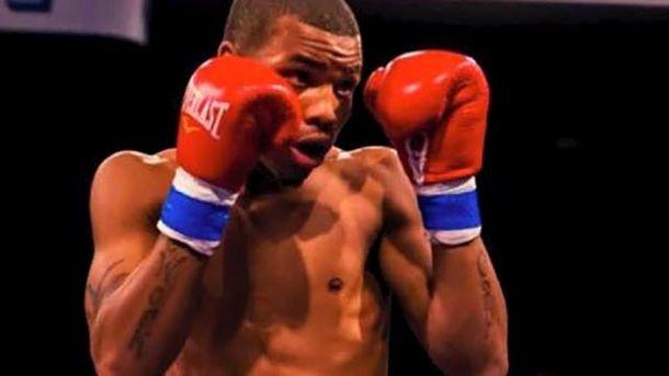 Американский боксер Эд Браун