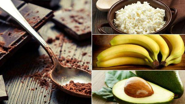 5 питательных веществ для бодрого настроения