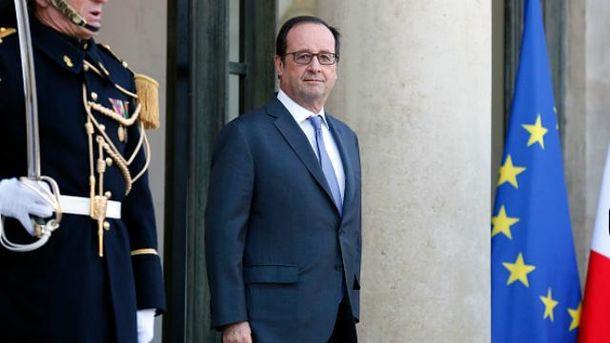 Олланд призначив нового прем'єр-міністра Франції