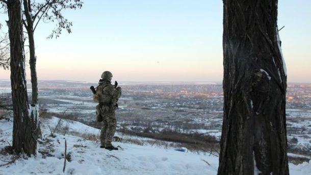 Українські військові зазнали втрат в АТО