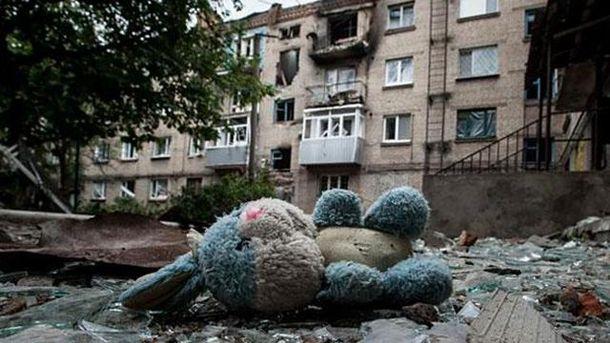 10тысяч украинцев погибли в результате войны