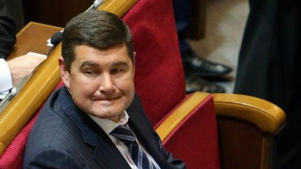 Онищенко почав оприлюднювати компромат