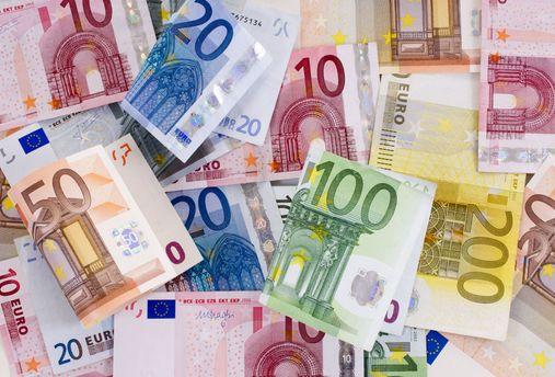 Евро подорожал на 20 копеек