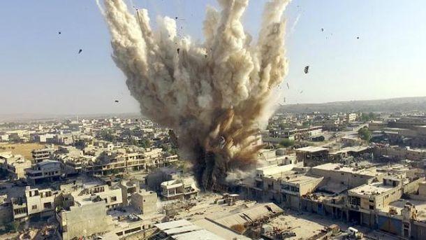 Алеппо страдает от постоянных обстрелов