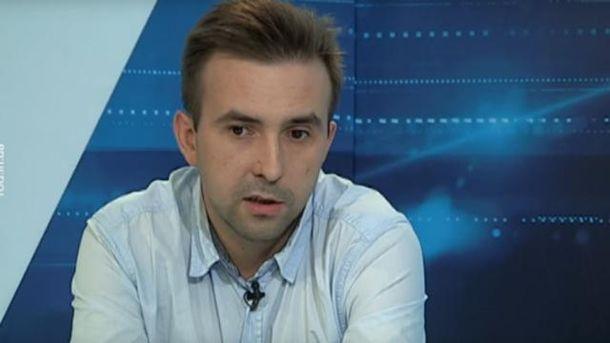 Євген Стельмах йде з Одеської поліції