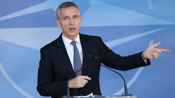 Єнс Столтенберг розповів, чим НАТО допомагає Україні
