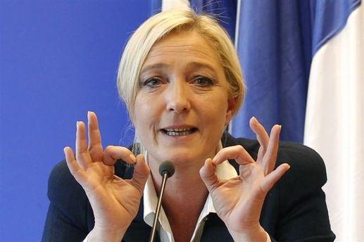Кандидат у президенти Франції Марін Ле Пен
