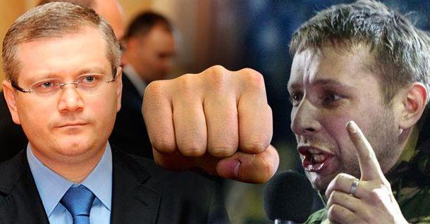 Александр Вилкул и Владимир Парасюк
